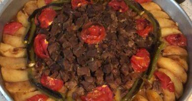 Fırında Tas Kebabı Nasıl Yapılır